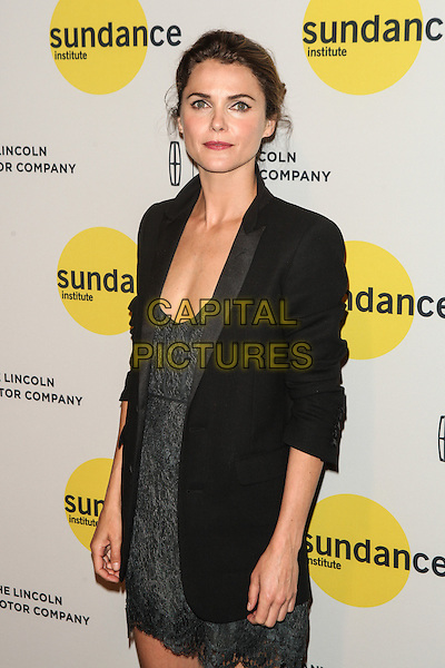 NEW YORK, NY -  JUNE 4: Keri Russell attends the Sundance Institute Vanguard Leadership Award honoring Glenn Close at Stage 37 on June 4, 2014 in New York City.<br />  <br /> CAP/MPI/DIE<br /> &copy;Diego Corredor/ MediaPunch/Capital Pictures