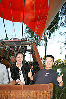 20170418 18 April Hot Air Balloon Cairns