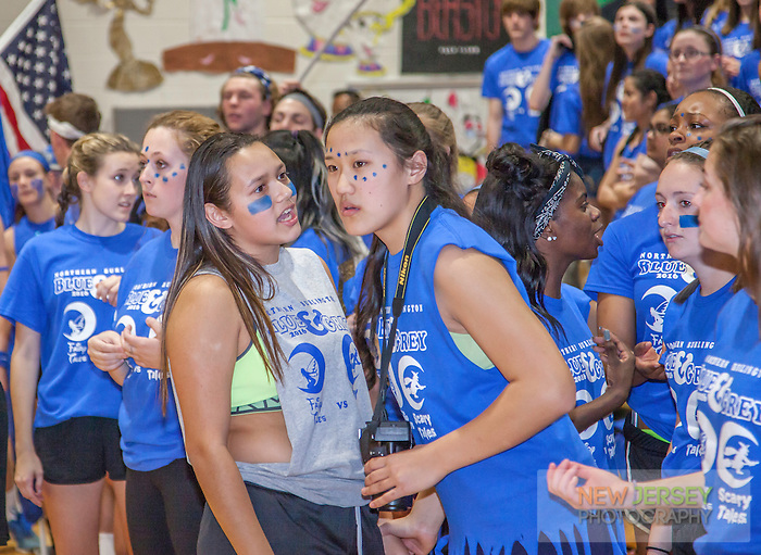 2016 Blue and Grey Night, Northern Burlington Regional High School