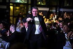 © Joel Goodman - 07973 332324 . 01/03/2018 . Manchester , UK . Team of the Year - Employment is Brabners . The Manchester Evening News Legal Awards at the Midland Hotel in Manchester City Centre . Photo credit : Joel Goodman