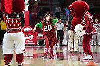 NWA Democrat-Gazette/J.T. WAMPLER The University of Arkansas Lady Razorbacks took down Tulsa 67-41 Sunday Dec. 10, 2017.