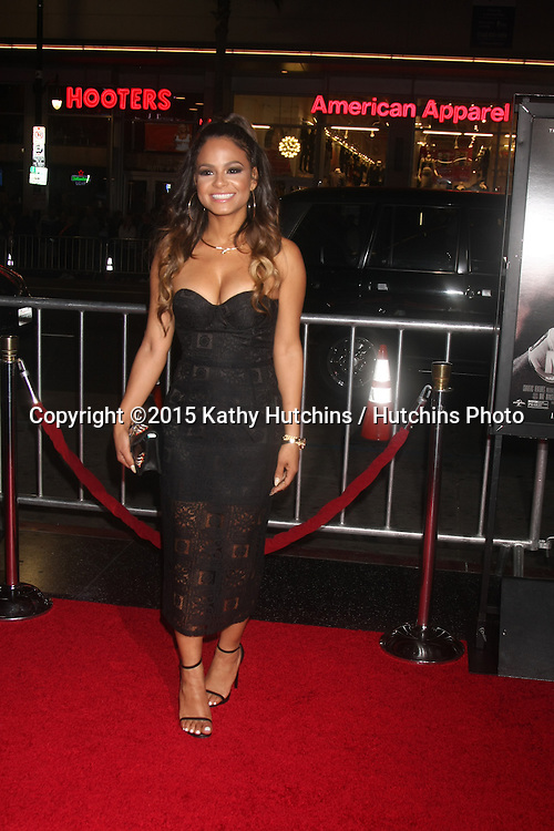 "LOS ANGELES - JAN 20:  Christina Milian at the ""Manny"" Los Angeles Premiere at a TCL Chinese Theater on January 20, 2015 in Los Angeles, CA"