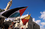 Bethlehem, Christmas Procession at Manger Square&#xA;<br />