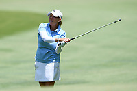 SINGAPORE - MARCH 03: Cristie Kerr of USA on the 12th fairway during the final round of the HSBC Women's World Championship 2019 at Sentosa Golf Club - Tanjong Course, Singapore on March 03, 2019.<br /> .<br /> .<br /> .<br /> (Photo by: Naratip Golf Srisupab/SEALs Sports Images)<br /> .<br /> Any image use must include a mandatory credit line adjacent to the content which should read: Naratip Golf Srisupab/SEALs Sports Images