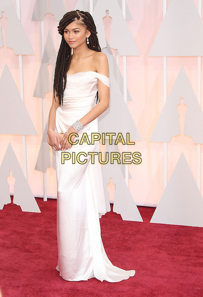 22 February 2015 - Hollywood, California - Zendaya Coleman. 87th Annual Academy Awards presented by the Academy of Motion Picture Arts and Sciences held at the Dolby Theatre. <br /> CAP/ADM<br /> &copy;AdMedia/Capital Pictures Oscars