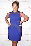 Singer Adrienne Bailon arrives at the Gordon Parks Foundation 2014 Award Dinner and Auction on June 3, 2014 at Cipriani Wall Street, located on 55 Wall Street.