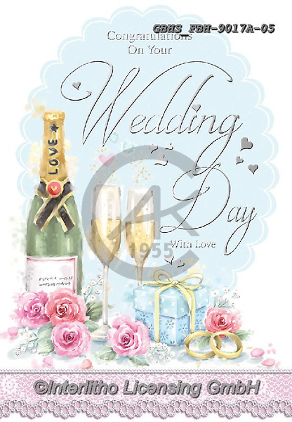 John, WEDDING, HOCHZEIT, BODA, paintings+++++,GBHSFBH-9017A-05,#w#, EVERYDAY
