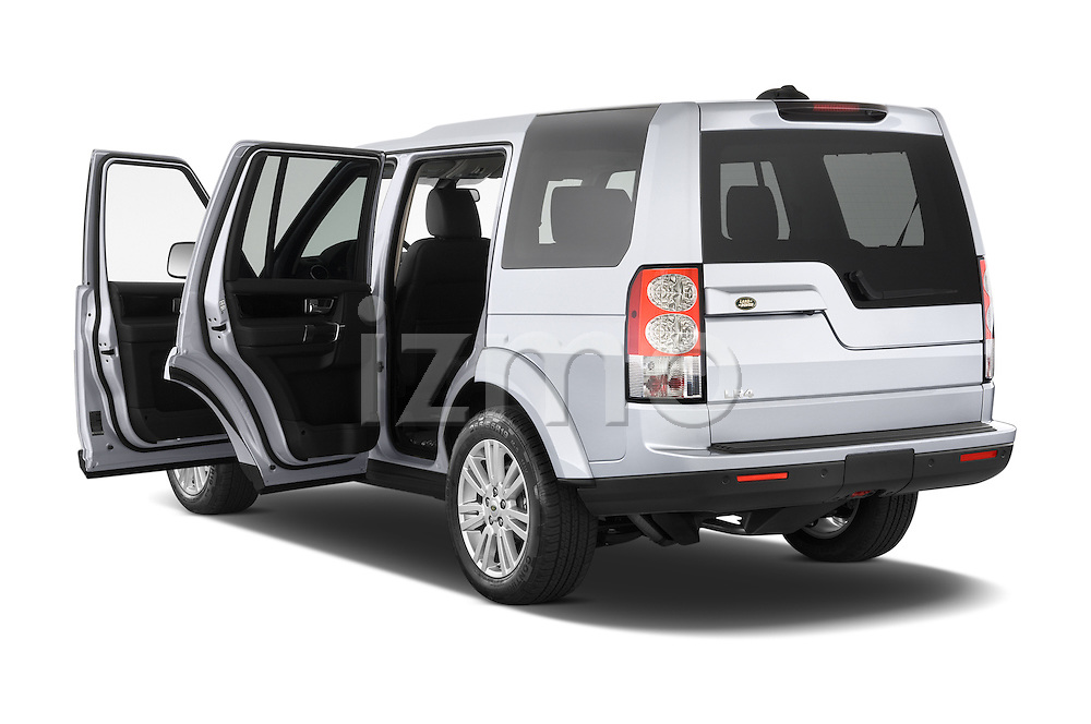 Car images of a 2014 Land Rover LR4 Base 5 Door SUV Doors