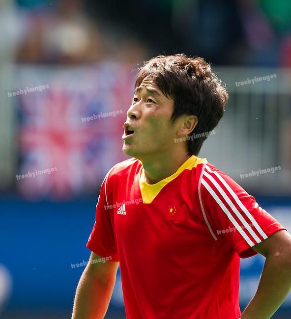 25/06/2015<br /> HWL Semi Final Antwerp Belgium 2015<br /> Great Britain v China Men<br /> <br /> Photo: Grant Treeby