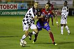 Boyaca  chico  empato 1x1 al Pasto en la liga postobon torneo finalizacion del futbol de colombia<br /> <br /> Gilberto O. Garcia disputando el balon