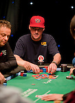 Eric Baldwin doubles through Michael Mizrachi