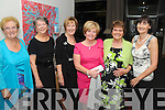 REUNION DINNER: Ladies attending the 60th year Ras Reunion Dinner in the Sneem Hotel last week were l-r: Peggy Landers, Kay Caball, Kay O'Connor, Anne Lacey, Florence Ahern and Catherine O'Halloran.