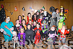 Ballyroe-Clogherbrien-Tralee committee association organised a halloween party for the local children last Thursday night in the Ballyroe Hts hotel and generously gave the proceeds to part fund security devices for the local elderly.