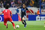 Mu Kanazaki (JPN), MARCH 29, 2016 - Football / Soccer : FIFA World Cup Russia 2018 Asian Qualifier Second Round Group E match between Japan 5-0 Syria at Saitama Stadium 2002, Saitama, Japan. (Photo by YUTAKA/AFLO SPORT)