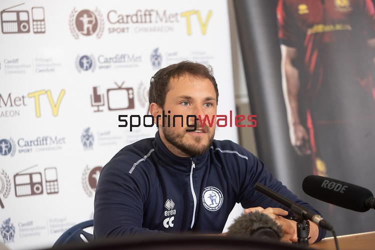 Cardiff Met Football Club 2019/20 Squad<br /> 13.06.19<br /> ©Steve Pope<br /> Sportingwales