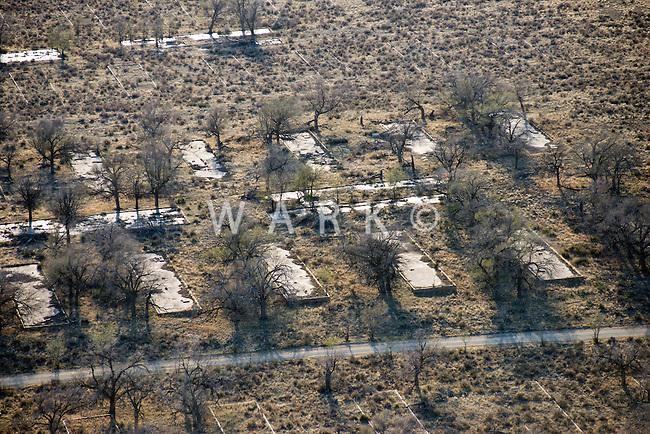 Granada Colorado WW2 Japanese Internment Camp. April 2013  84837