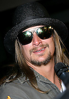 KID ROCK (Robert James Ritchie).At SWAGG VIP Kid Rock Concert at the Joint inside the Hard Rock Hotel and Casino, Las Vegas, Nevada, USA,.7th January 2010..portrait headshot sunglasses goatee facial hair white t-shirt hat grey gray .CAP/ADM/MJT.© MJT/AdMedia/Capital Pictures.