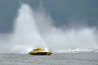 """Andy Keogh, E-13 """"Lady Luck"""" (5 Litre class hydroplane(s)"""