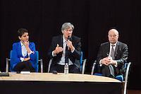 NAJAT VALLAUD-BELKACEM, STEPHANE LE FOLL, JEAN-MICHEL BAYLET - MEETING PS - H… HO LA GAUCHE A L'UNIVERSITE PARIS DESCARTES