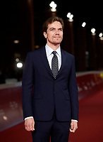 "L'attore statunitense Michael Shannon posa sul red carpet per la presentazione del film ""Trouble No More"" durante la Festa del Cinema di Roma, 2 novembre 2017.<br /> US actor Michael Shannon poses on the red carpet to present the movie ""Trouble No More"" during the international Rome Film Festival at Rome's Auditorium, November 2, 2017.<br /> UPDATE IMAGES PRESS/Isabella Bonotto"