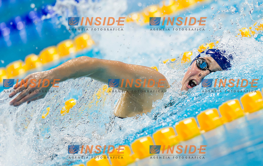 O'CONNOR Siobhan-Marie GBR<br /> London, Queen Elizabeth II Olympic Park Pool <br /> LEN 2016 European Aquatics Elite Championships <br /> Swimming<br /> Woen's 200m medley semifinal  <br /> Day 10 18-05-2016<br /> Photo Giorgio Perottino/Deepbluemedia/Insidefoto