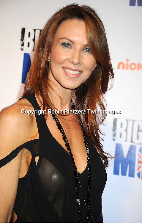 """actress Challen Cates of NIckelodeon's """"Big Time Rush"""" attends The movie premiere of """" Big Time Movie"""" starring ..Big Time Rush of Nickelodeon on March 8, 2012 at 583 Park Avenue in New York City."""