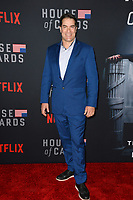 "LOS ANGELES, CA. October 22, 2018: Jeremy Holm at the season 6 premiere for ""House of Cards"" at the Directors Guild Theatre.<br /> Picture: Paul Smith/Featureflash"