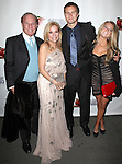 Frank Gifford, Kathie Lee Gifford, Cody Gifford, Cassidy Gifford attending the Broadway Opening Night Performance After Party for 'Scandalous The Musical' at the Neil Simon Theatre in New York City on 11/15/2012