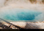 Silex Spring, Lower Geyser Basin, Yellowstone National Park, Wyoming