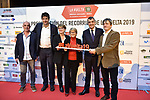 The official route for La Vuelta 19 was today announced at the ADDA auditorium in Alicante. The 74th edition of the Spanish race will take place between August 24th and September 15th 2019, setting out from Salinas de Torrevieja and ending in Madrid. 19th December 2018.<br /> Picture: Unipublic/Antonio Baixauli | Cyclefile<br /> <br /> <br /> All photos usage must carry mandatory copyright credit (© Cyclefile | Unipublic/Antonio Baixauli)