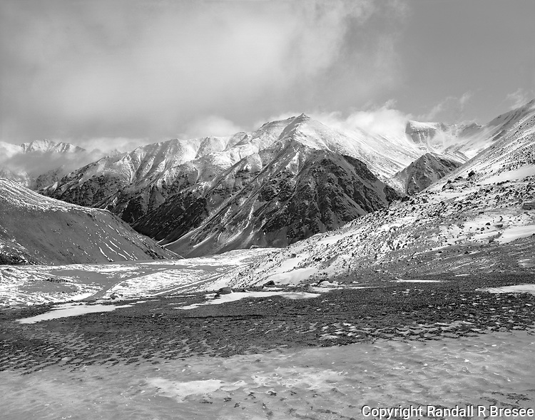 &quot;The Brooks Range&quot; Alaska <br />