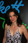 Laura Bonarrigo - AMC's Rebecca and OLTL's Cassie stars in the play Dance of the Seven Headed Mouse at the Beckett Theatre in Theatre Row, NYC, NY on July 18, 2009. (Photo by Sue Coflin/Max Photos)