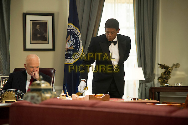 Robin Williams, Forest Whitaker<br /> in The Butler (2013) <br /> *Filmstill - Editorial Use Only*<br /> CAP/FB<br /> Image supplied by Capital Pictures