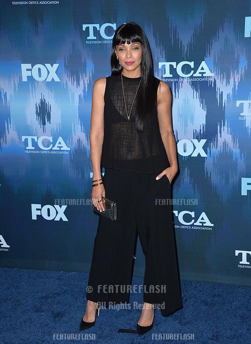 Tamara Taylor at the Fox Winter TCA 2017 All-Star Party at the Langham Huntington Hotel, Pasadena, USA 11th January  2017<br /> Picture: Paul Smith/Featureflash/SilverHub 0208 004 5359 sales@silverhubmedia.com