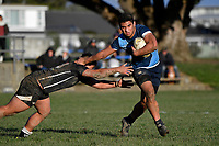 College Rugby - Hutt Valley High School v Aotea College at Hutt Valley High School, Lower Hutt, New Zealand on Saturday 23 June 2018.<br /> Photo by Masanori Udagawa. <br /> www.photowellington.photoshelter.com