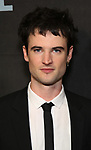 """Tom Sturridge attends the Broadway Opening Night performance of """"Sea Wall / A Life"""" at the Hudson Theatre on August 08, 2019 in New York City."""