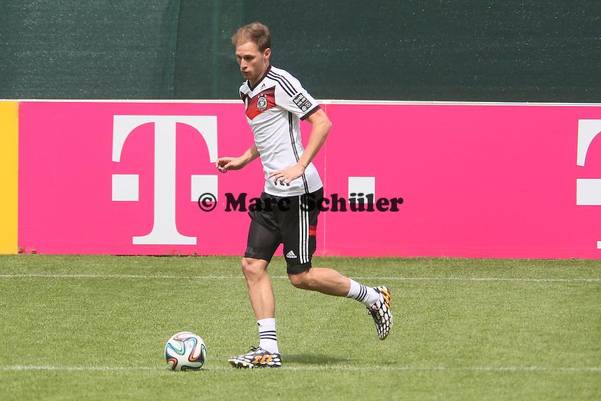 Benedikt Höwedes - Abschlusstraining der Deutschen Nationalmannschaft gegen die U20 im Rahmen der WM-Vorbereitung in St. Martin