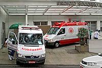 Pronto socorro do Hospital São Camilo. São Paulo. 2009. Foto de Juca Martins.