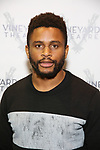 """attends the Cast photo call for the Vineyard Theatre production of """"Good Gfief"""" on September 12, 2018 at the Vineyard Theatre in New York City."""