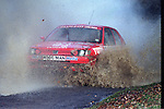 Pix: Shaun Flannery/shaunflanneryphotography.com...COPYRIGHT PICTURE>>SHAUN FLANNERY>01302-570814>>07778315553>>..1995 Network Q RAC Rally..19th November - 22nd November 1995.