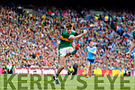 Sean O'Shea, Kerry during the GAA Football All-Ireland Senior Championship Final match between Kerry and Dublin at Croke Park in Dublin on Sunday.