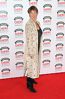 Celia Imrie at The Jameson Empire Film Awards 2014 - Arrivals, London. 30/03/2014 Picture by: Henry Harris / Featureflash