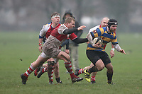 Dagenham RFC vs Upminster RFC 15-12-18