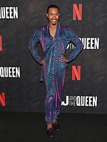 "10 January 2020 - Beverly Hills, California - Kalen Allen. Netflix's ""AJ And The Queen"" Season 1 Premiere at The Egyptian Theatre in Hollywood. Photo Credit: Billy Bennight/AdMedia"