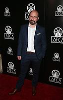 11 January 2020 - Century City, California - Jérémy Clapin. 2020 Los Angeles Critics Association (LAFCA) Awards Ceremony held at the InterContinental Los Angeles Century City. Photo Credit: FS/AdMedia