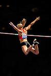 04.06.2011, Eugene, USA, Prefontaine Classic Track Meet, im Bild Anna Rogowska (POL) wins the women's pole vault with a vault of 4.68 meters at the Prefontaine Classic Track and Field meet at Hayward Field in Eugene, Oregon. June 4, 2011..