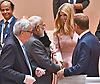 07.07.2017; Hamburg, Germany: IVANKA TRUMP<br /> meets Indian Prime minsiter Modi and Jean-Claude Juncker at the G20 Summit in Hamburg<br /> Mandatory Credit Photo: &copy;NEWSPIX INTERNATIONAL<br /> <br /> IMMEDIATE CONFIRMATION OF USAGE REQUIRED:<br /> Newspix International, 31 Chinnery Hill, Bishop's Stortford, ENGLAND CM23 3PS<br /> Tel:+441279 324672  ; Fax: +441279656877<br /> Mobile:  07775681153<br /> e-mail: info@newspixinternational.co.uk<br /> **All Fees Payable To Newspix International**