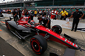 Verizon IndyCar Series<br /> Indianapolis 500 Qualifying<br /> Indianapolis Motor Speedway, Indianapolis, IN USA<br /> Saturday 20 May 2017<br /> Mikhail Aleshin, Schmidt Peterson Motorsports Honda<br /> World Copyright: Phillip Abbott<br /> LAT Images<br /> ref: Digital Image abbott_IndyQ-0517_19669
