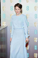 LONDON, UK - FEBRUARY 10: Gemma Whelan at the 72nd British Academy Film Awards held at Albert Hall on February 10, 2019 in London, United Kingdom. Photo: imageSPACE/MediaPunch<br /> CAP/MPI/IS<br /> ©IS/MPI/Capital Pictures