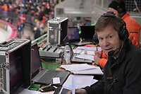 SPEEDSKATING: HAMAR: Vikingskipet, 29-02-2020, ISU World Speed Skating Championships, Tomas Gustafson (former Swedish skater), ©photo Martin de Jong